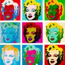 Andy Warhol's Marylin Monroe