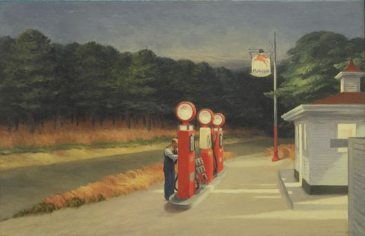 2007_08_Art_and_Sleep_-_Hopper_gas_station