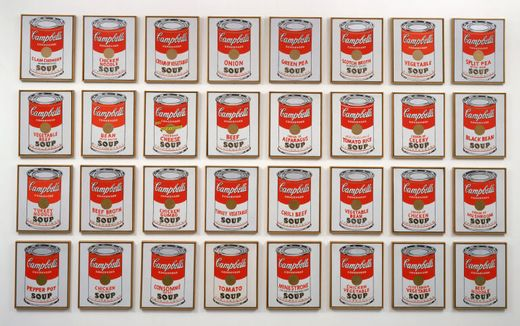 Andy Warhol's Soup